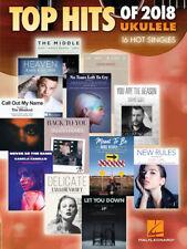 Top Hits of 2018 - Ukulele Songbook 283398