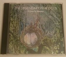 Like New CD! Legendary Pink Dots - 9 Lives To Wonder (Austria pressing, PIAS)