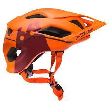 661 SIXSIXONE EVO AM PATROL MTB BIKE CYCLING HELMET CE - AUTUMN ORANGE