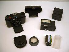 Minox 35 EL (Color-Minotar) - Kleinbildkamera/Lederetui/Blitz/Filter - Nachlass