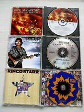 Paul McCartney, Ringo Starr, George Harrison  - 3 CD`s