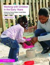 Working with Children in the Early Years by Taylor & Francis Ltd (Paperback,...