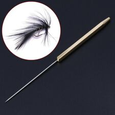 Fly Fishing Tying Tool Copper Stainless Steel Bodkin Needle Tackle Accessories