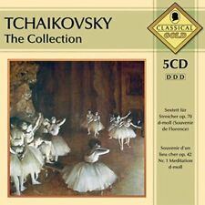 CD NEUF scellé - TCHAIKOVSKY - The collection / Coffret 5 CD -C51