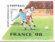 1997    LAOS  -  SG  MS 1595  -  WORLD CUP FOOTBALL CHAMPIONSHIPS   -  UMM