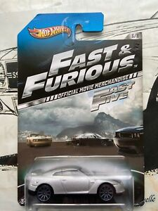 Hot Wheels Fast And Furious Nissan GT-R