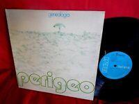 PERIGEO Genealogia LP 1974 ITALY MINT- First Pressing Psych Prog Jazz