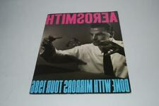 AEROSMITH 1986 Done With Mirrors Concert Tour Photo book Souvenir Program