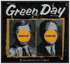 GREEN DAY - Nimrod Aufnäher Patch 10x10cm