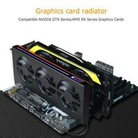 JONSBO VF-1 RGB Graphics Video Card Cooling Cooler Fan Support AURA Motherboard