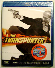 Blu-ray The Transporter con Jason Statham Nuovo
