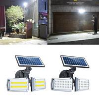 42/80 Leds lampe murale solaire extérieur rue PIR capteur de mouvement lumière