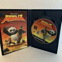 Kung Fu Panda Sony PlayStation 2 PS2 NEAR MINT DISC Complete CIB VERY Fast Ship!
