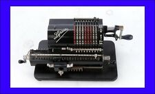 Antique Lipsia Calculator in Good Condition. Germany, 1920s-30s