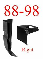 88 98 2Pc RIGHT Chevy Inner & Outer Cab Corner, Truck 1.2MM Thick Silverado GMC
