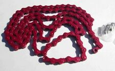 Collier 1/2 X 1/8 Rouge
