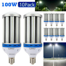 100W COB LED Corn Light Bulb Large E39 Mogul Base 1000Watt Equivalent Lamp 6500K