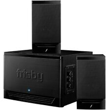 Frisby FS-3500BT Multimedia 2.1Ch Stereo Speaker System w/ Subwoofer & Bluetooth