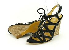NIB COACH 'Joy' High Heel Wood Wedge 6