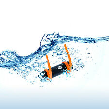 NEW Sport Waterproof 4GB Swimming Diving Underwater MP3 Player FM Radio Earphone