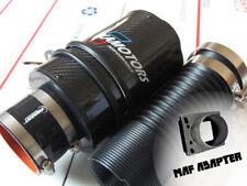Kamotors BMW CF Cold Air Intake W/ MAF adapter for M20 M42 E30 325i 318i