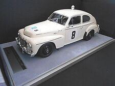 VOLVO PV544 PV 544 Buckel Rallye RAC GB 1964 #8 Trana Winner Tecnomodel 1:18