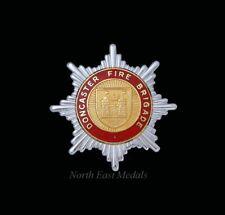 Doncaster Fire Brigade Cap Badge