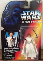 Kenner Star Wars The Power of the Force Princess Leia Organa Figure Aprx. 3.75""
