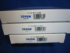"TIFFEN 4 1/2""     85, 85N3,  85N9  (LOT OF 3)"
