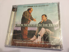 THROW MOMMA FROM THE TRAIN (Newman) OOP Intrada Score OST Soundtrack CD SEALED