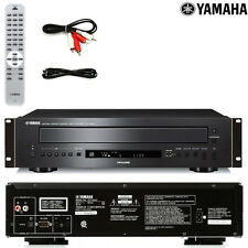Yamaha CD-C600-RK Rackmount Multi-Disc USB CD Player w/ Remote Control