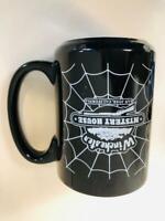 Winchester Mystery House Coffee Mug Cup San Jose CA  Black White Cobwebs 16 oz