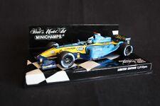 Minichamps Renault F1 Team Showcar 2004 1:43 #7 Jarno Trulli (ITA)