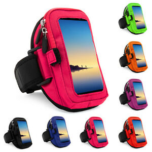 Sport Running Zippper Armband For Samsung Galaxy S20 Plus / S20 / A01 / Note 10