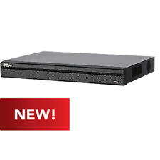 Dahua Lite 8-Channel 4K H.265 NVR with 8-Port PoE: 8MP, 200Mbps, HDMI/VGA
