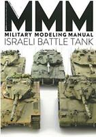 Hobby Japan Military Modeling Manual Israel Tank NEW