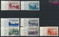 Liechtenstein D28-D34 postfrisch 1947 Dienstmarken (9029986