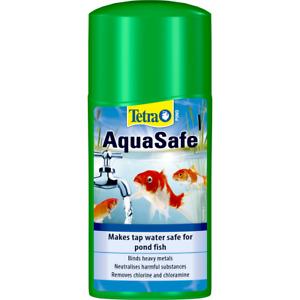 Tetra Pond AquaSafe 1000ml