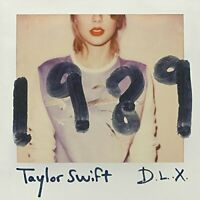 Taylor Swift - 1989 NEW 12 CLEAR  PINK VINYL LP