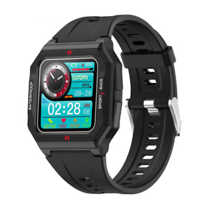COLMI Men's P10 Fitness Tracker Watch Heart Rate Monitor