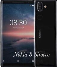 Plastic Screen Protector For Nokia 8 Sirocco- Clear