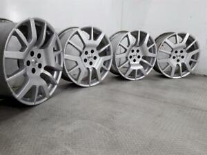"Set Of Genuine MASERATI GRAN TURISMO 20 Inch Alloy Wheels ""Birdcage Style"""