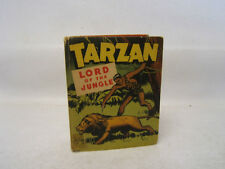 Tarzan Lord of The Jungle 1407  The Better Little Book RG