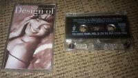 CASSETTE TAPE JANET JACKSON DESIGN OF A DECADE 1986-1996 greatest hits album