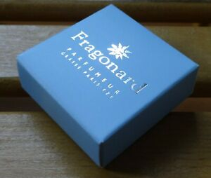 FRAGONARD CITRON Citrus Miniature SOLID PERFUME 3gr highly concentrated UNOPENED