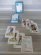 Oude boek speelkaarten - BMW etn. Jorssen Wilrijk - compleet met jokers !!