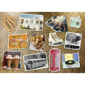 Gibsons Jigsaw Puzzle Days Out 12 Pieces Piecing Together Dementia Range