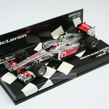 Vodafone McLaren Mercedes MP4-26 J.button 2011 1/43 Minichamps