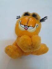 New ListingGarfield Hugger Pincher Clip On Grip Cat Stuffed Animal Vintage
