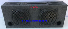 "Empty 8"" inch 2-Way Truck SUV Hatchback BASS BOX Car Audio Sub Woofer Speaker"